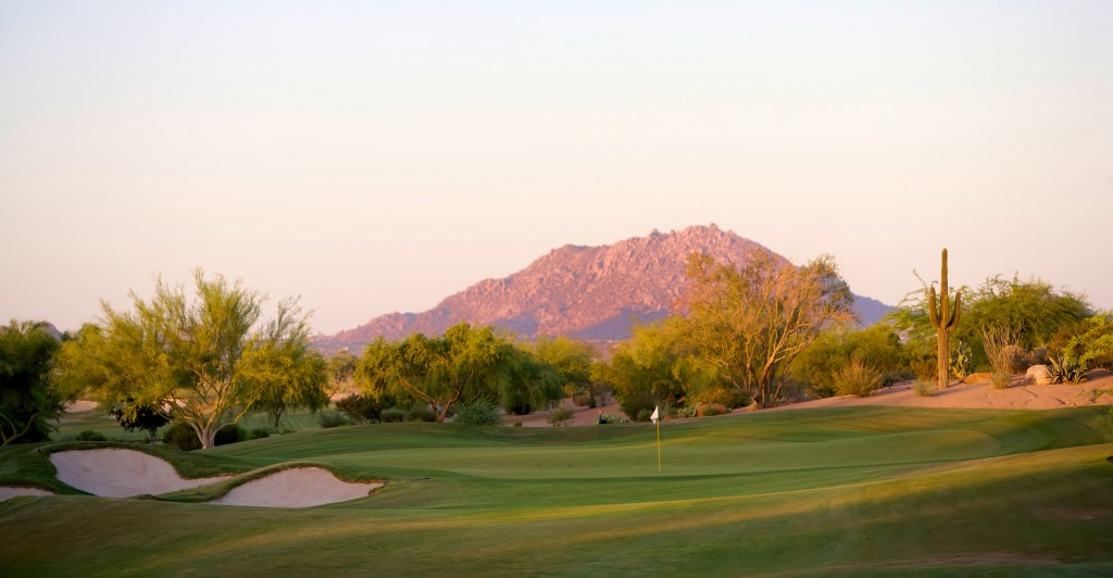 A Brent Co Desert Golf Image