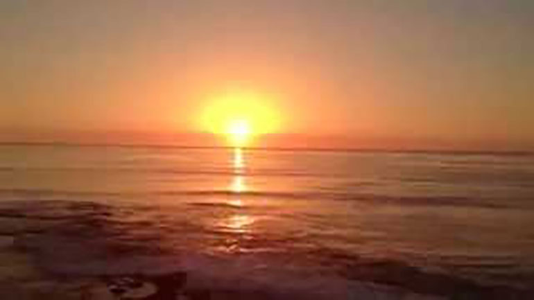 San Diego Sunset Video