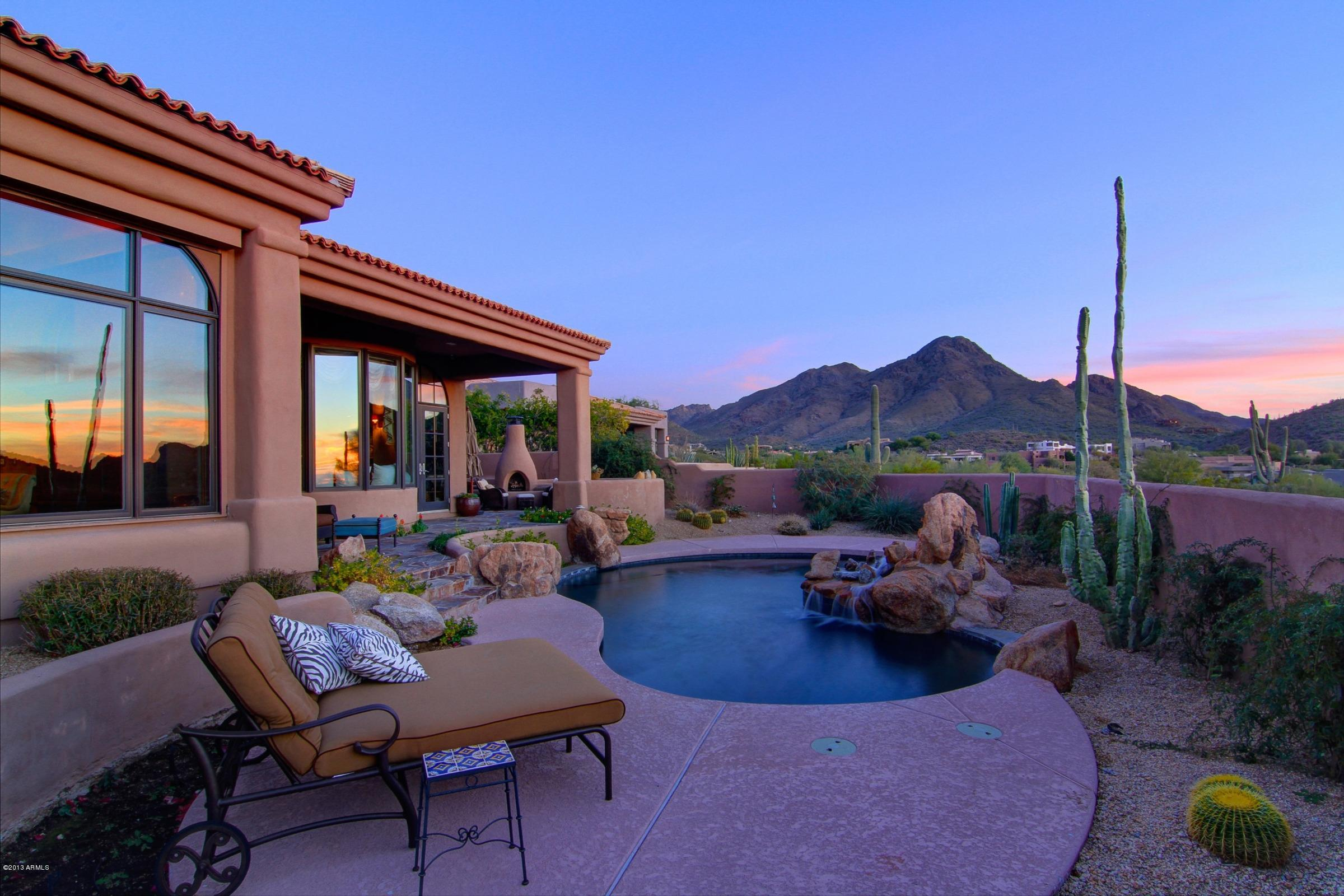 recently sold 11045 e turnberry road scottsdale az 85255