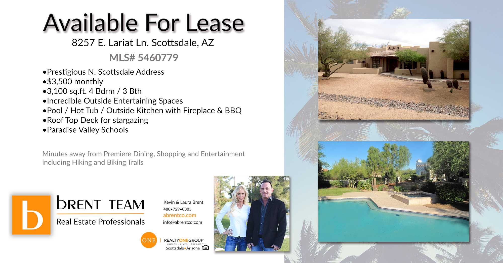Available For Lease North Scottsdale