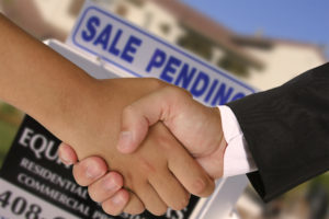 Summer Is Selling Season In Scottsdale Handshake