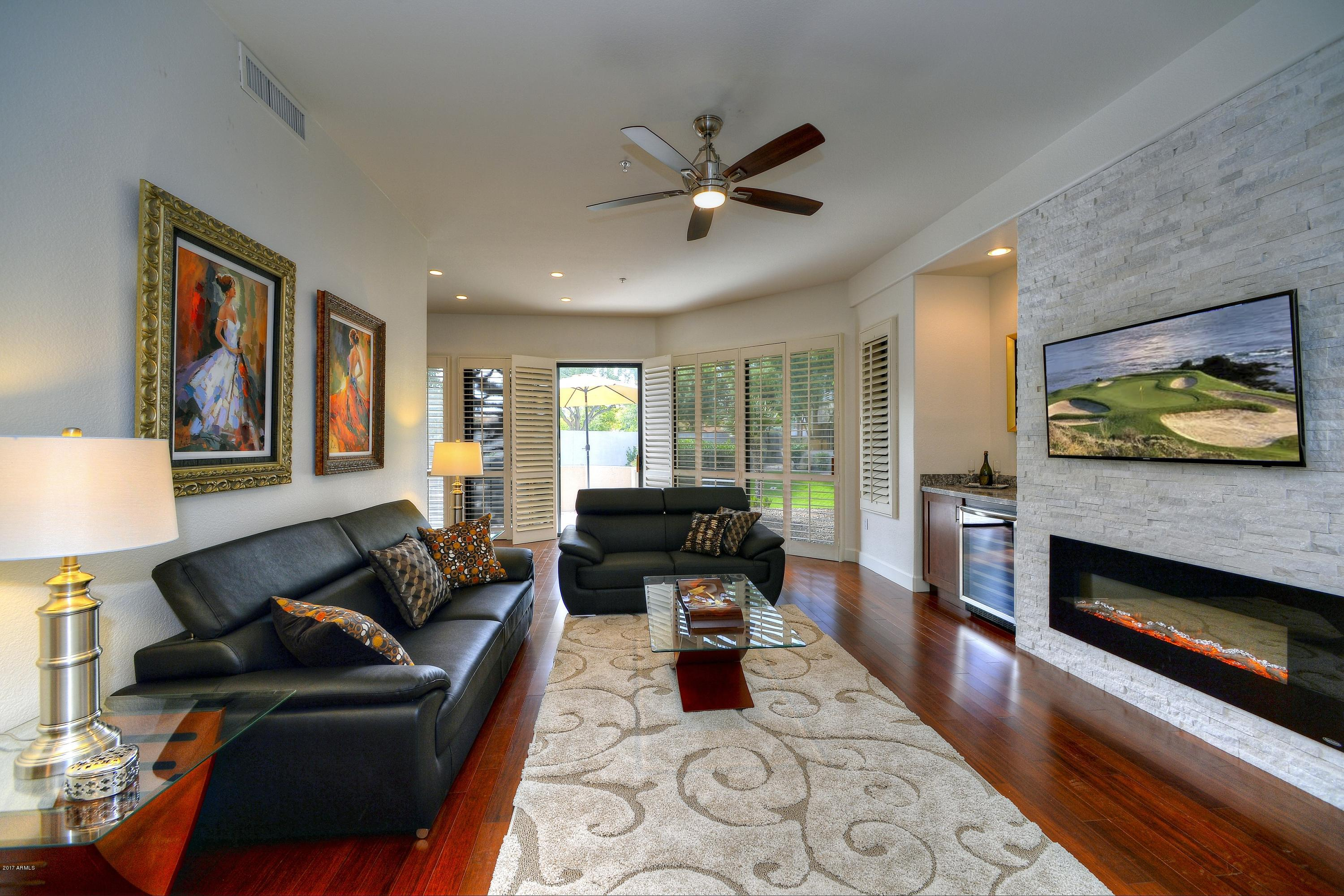 Recently Sold 8989 N Gainey Center Drive Scottsdale 85258