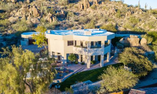 Featured Listing: 11250 E Whispering Ridge Way  Scottsdale 85255