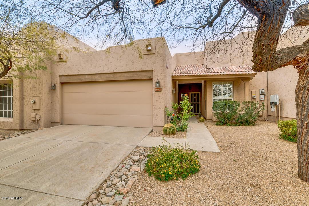 11452 E Jenan Drive  Scottsdale 85259