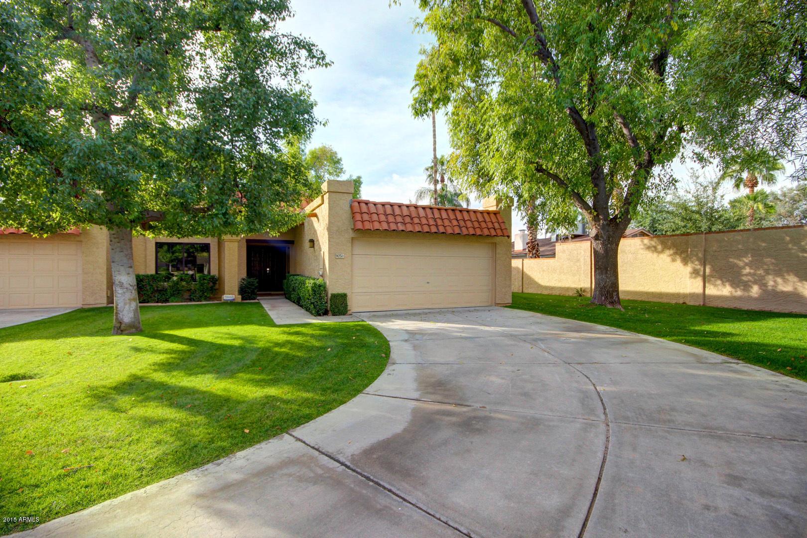 9251 E Jenan Drive  Scottsdale 85260