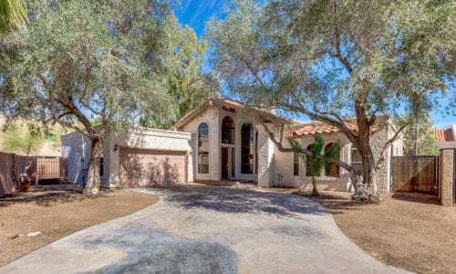 Featured Listing: 7620 E Sheridan Street  Scottsdale 85257