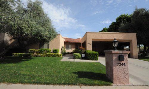 Featured Listing: 7244 E Solano Drive  Scottsdale 85250