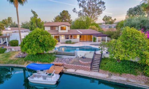 Featured Listing: 7634 E Via De Lindo —  Scottsdale 85258