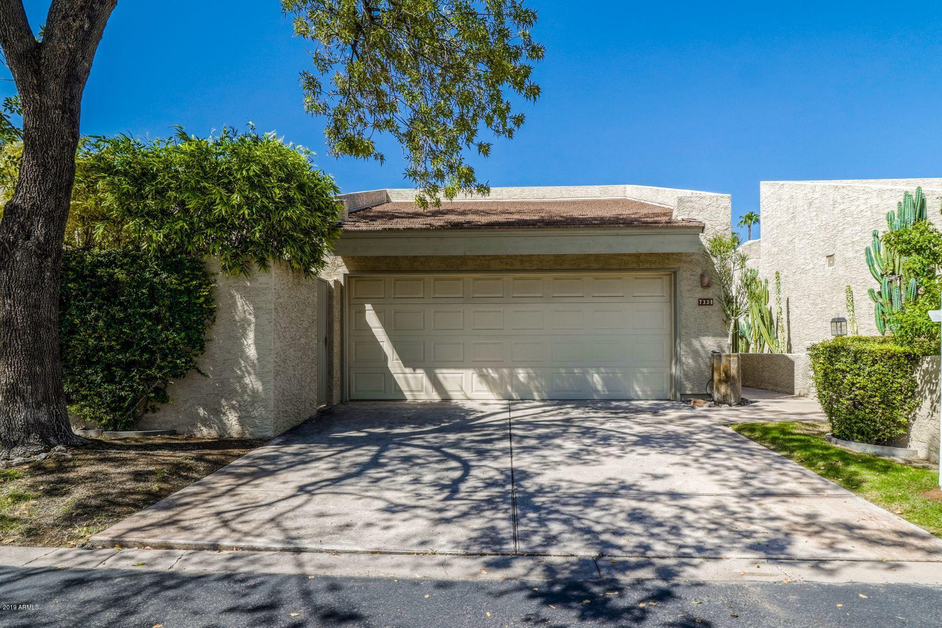 7331 E Valley View Road  Scottsdale 85250