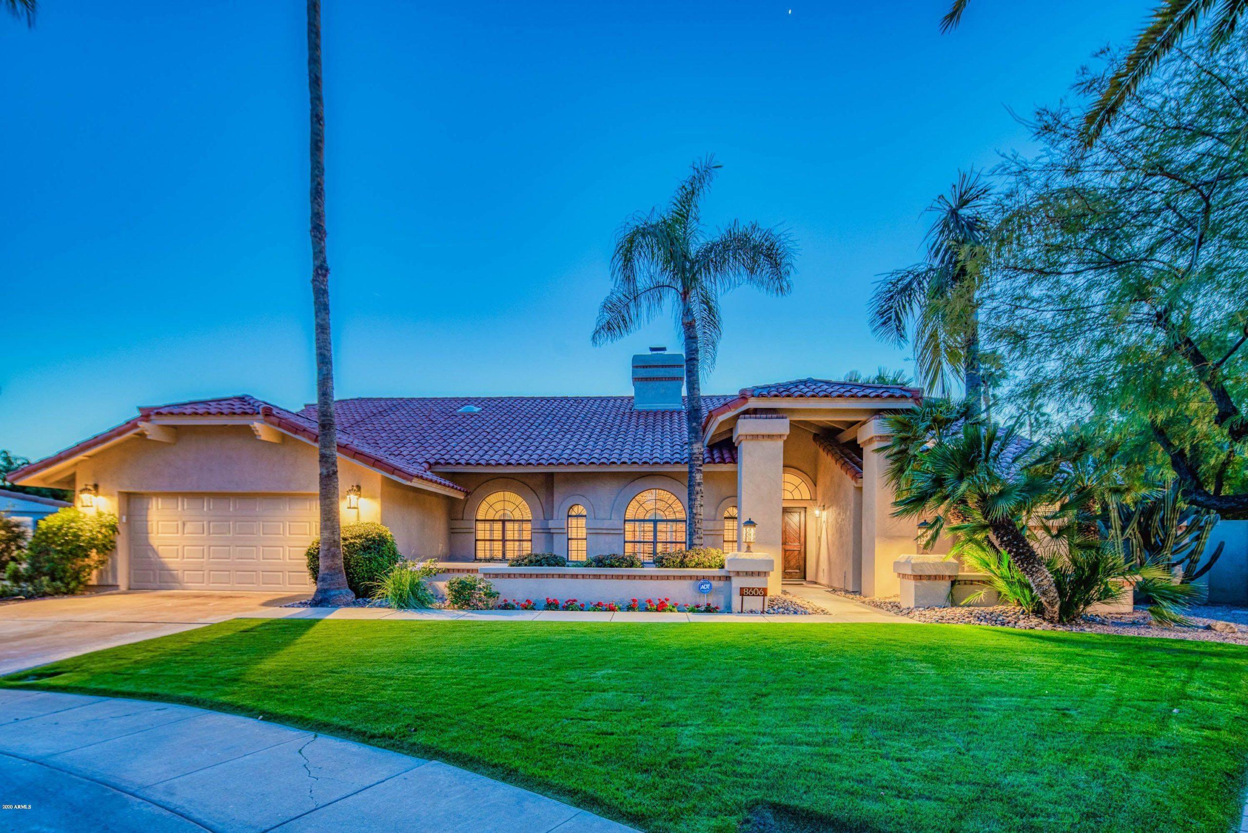 8606 E San Lucas Drive  Scottsdale 85258
