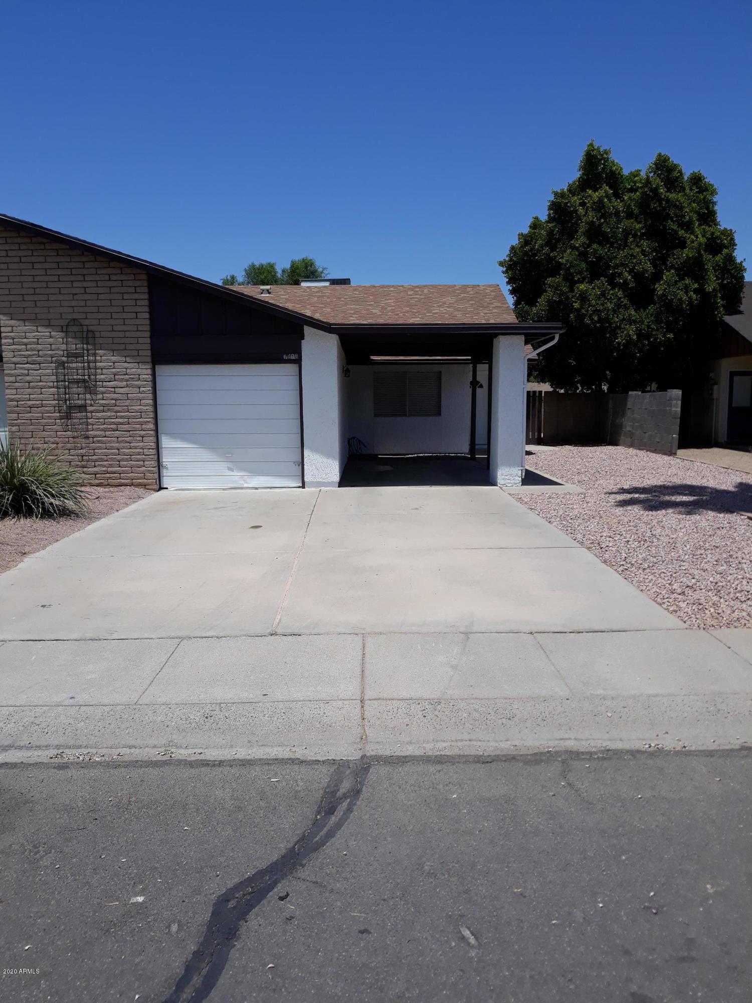 1408 E Palmdale Drive  Tempe 85282