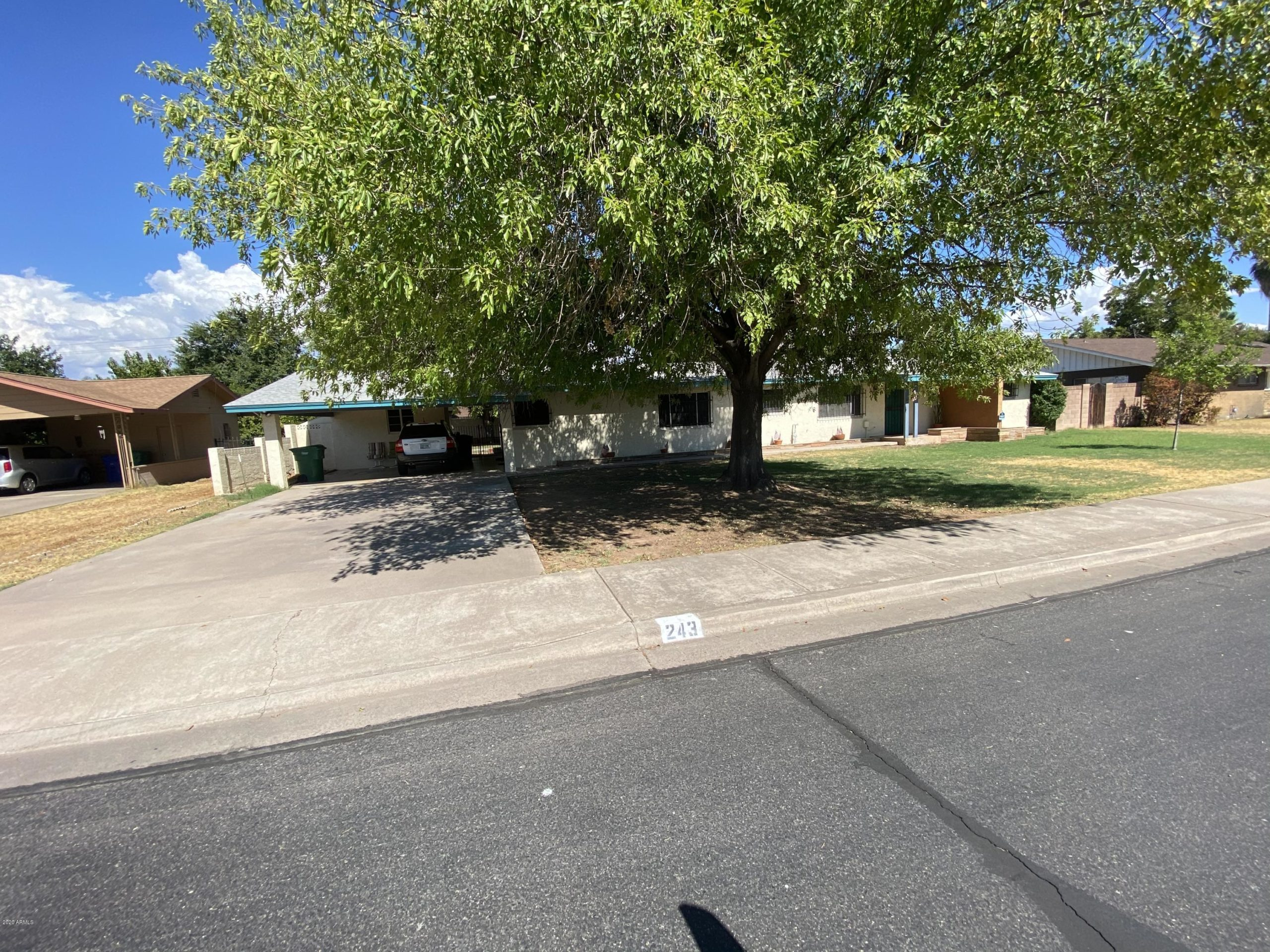 243 N Fraser Drive  Mesa 85203